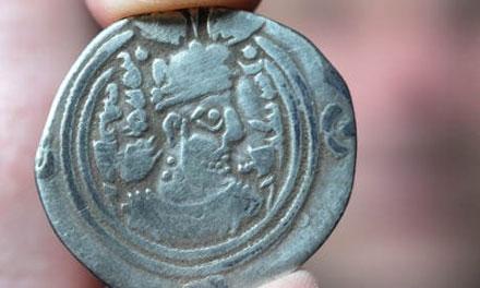 Arab ezüstpénz